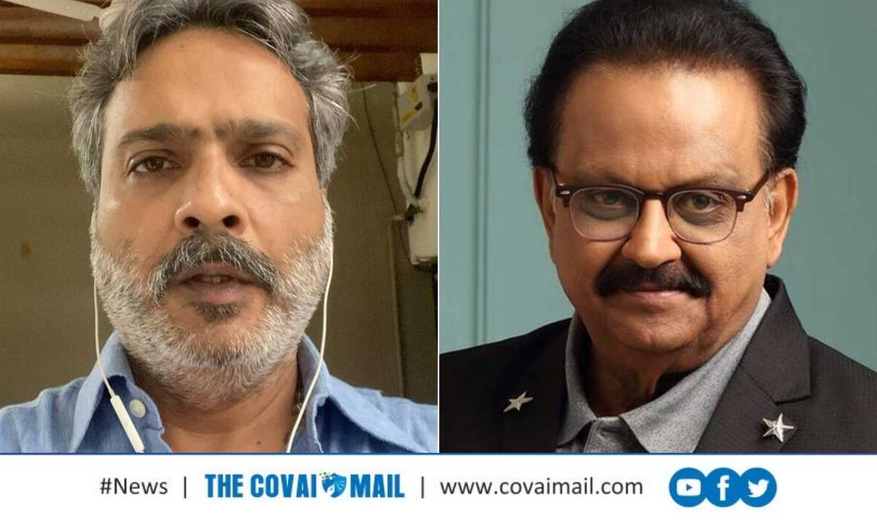 News about SPB's COVID status is a rumour - S.P.Charan ...